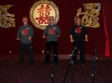 Taoist Tai Chi set demo