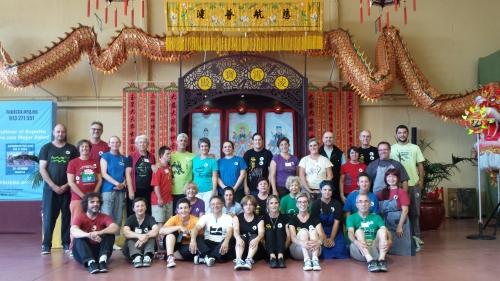 Lok Hup Workshop group