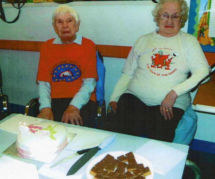 May celebrates her 99th birthday 1